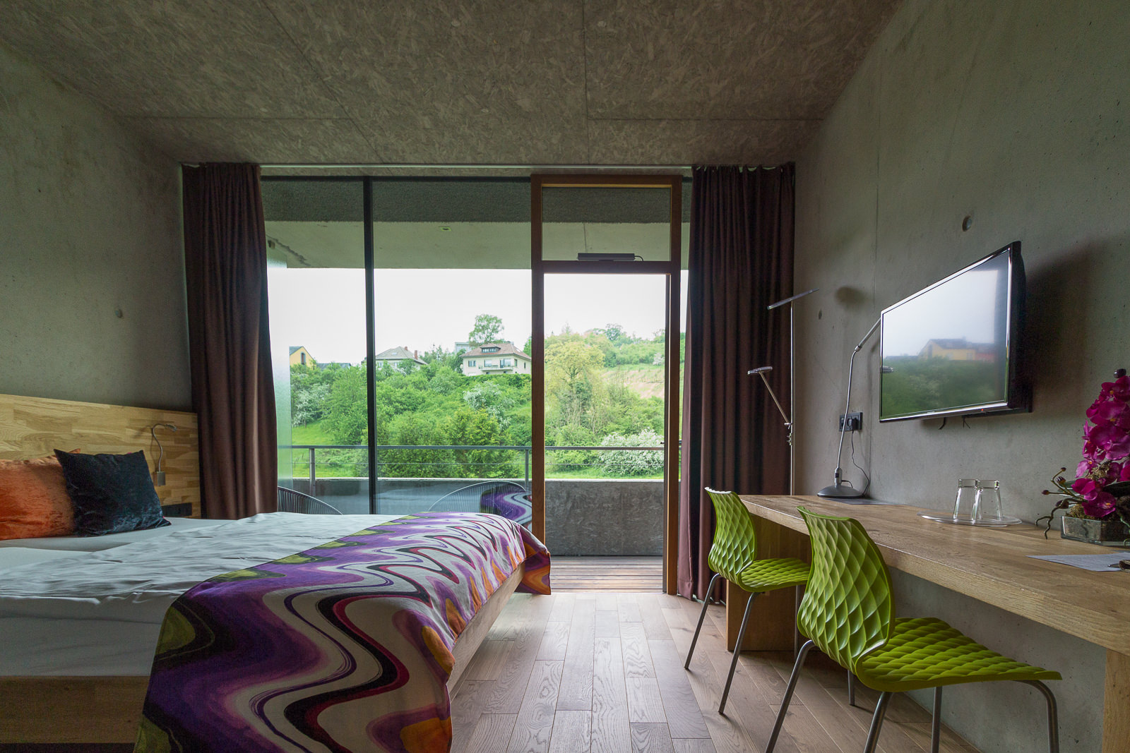 Luxemburgische Mosel, Hotel Ecluse, Luxembourg, übernachten