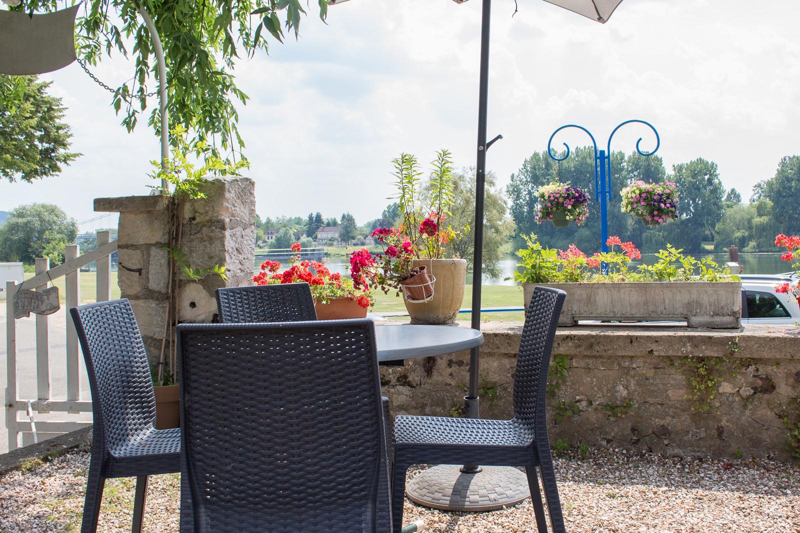 Villa Alienor, Seine, Normandie, les andelys,