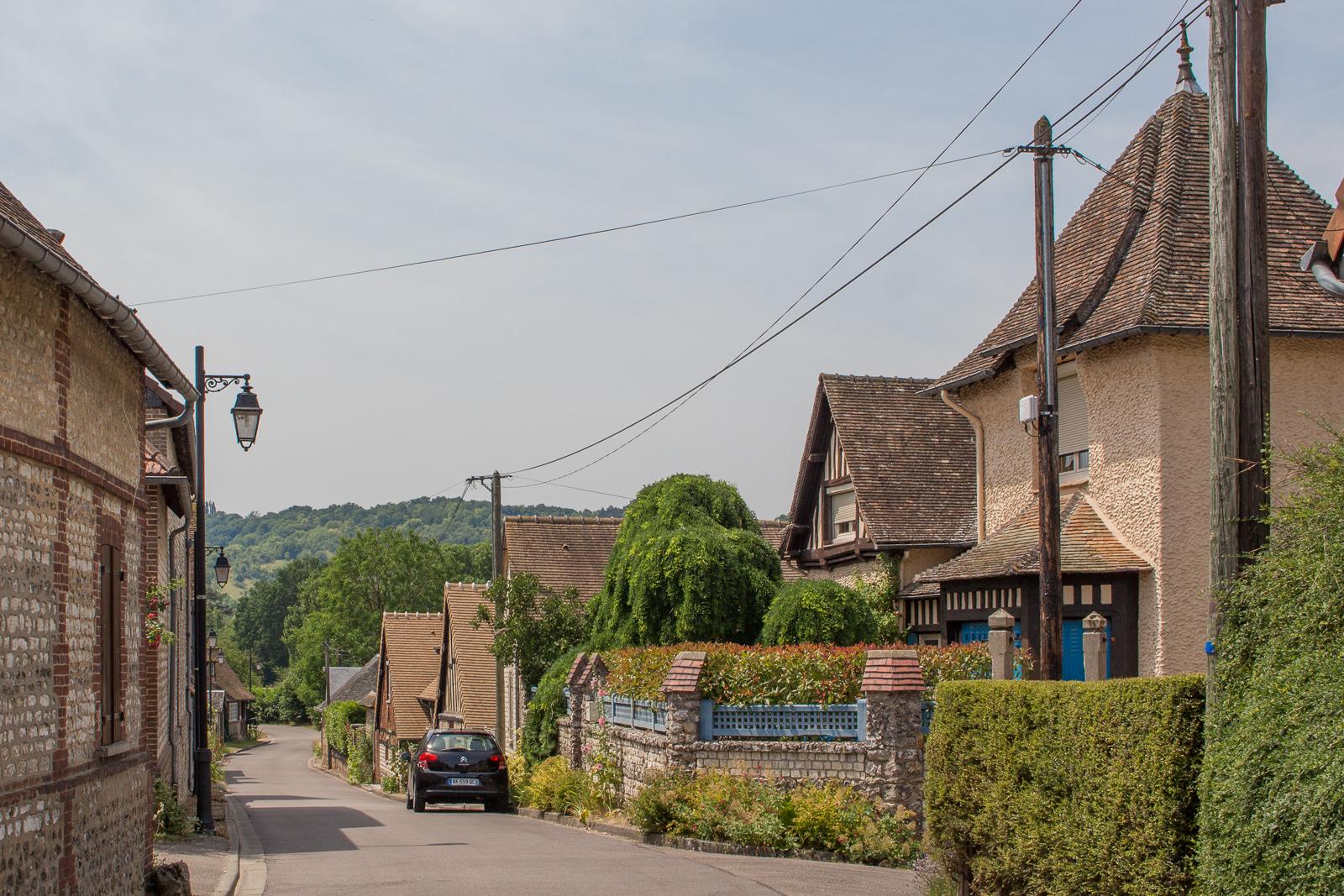 Andé, Eure, Normandie