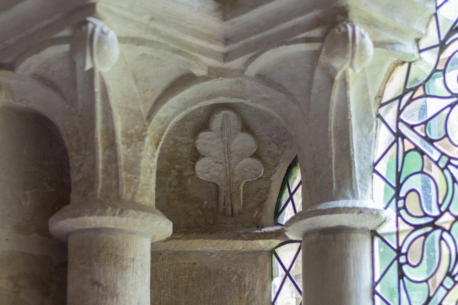 Pont-de-l'Arche, Abbaye de Bonport, Richard Löwenherz, Normandie, Eure