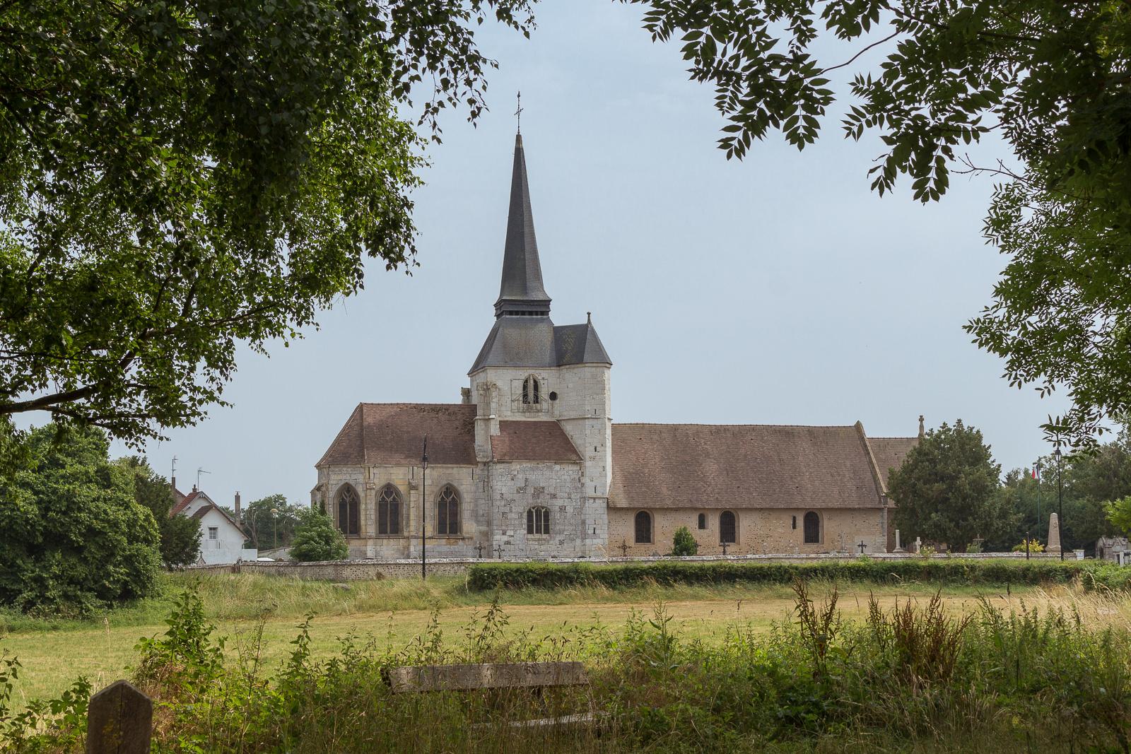 Poses, Kirche, Seefahrer