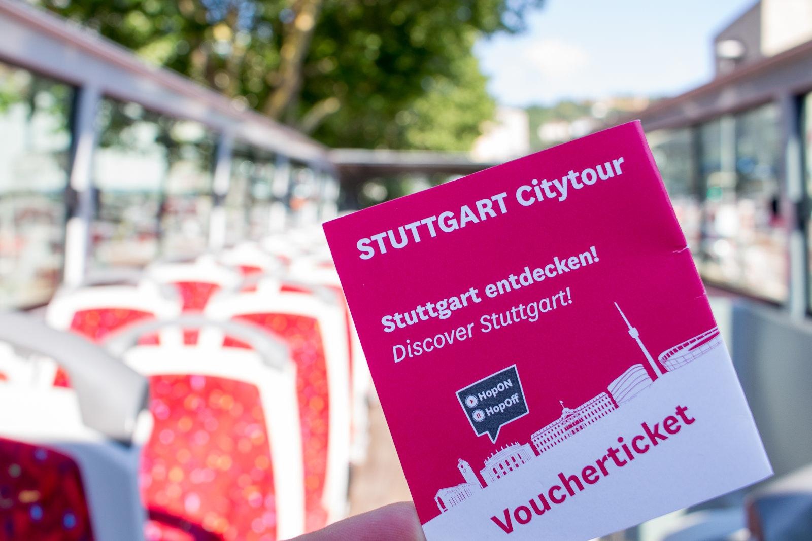 StuttCard, Stuttgart