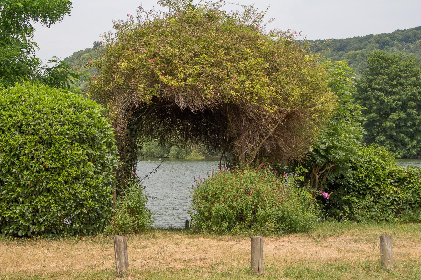 Normandie, Seine, La Canotière