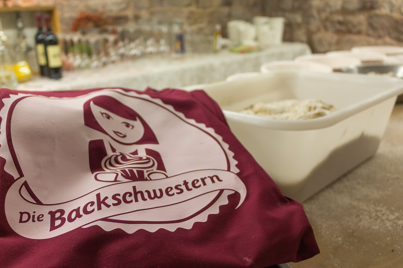 backschwestern, saarland, genussreise, brot backen