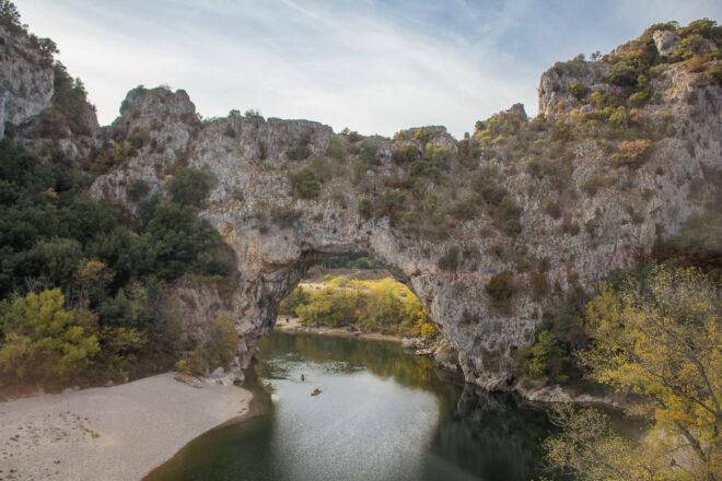 Ardèche, Ardèche-Tal, Südfrankreich, Grand Canyon, Frankreich