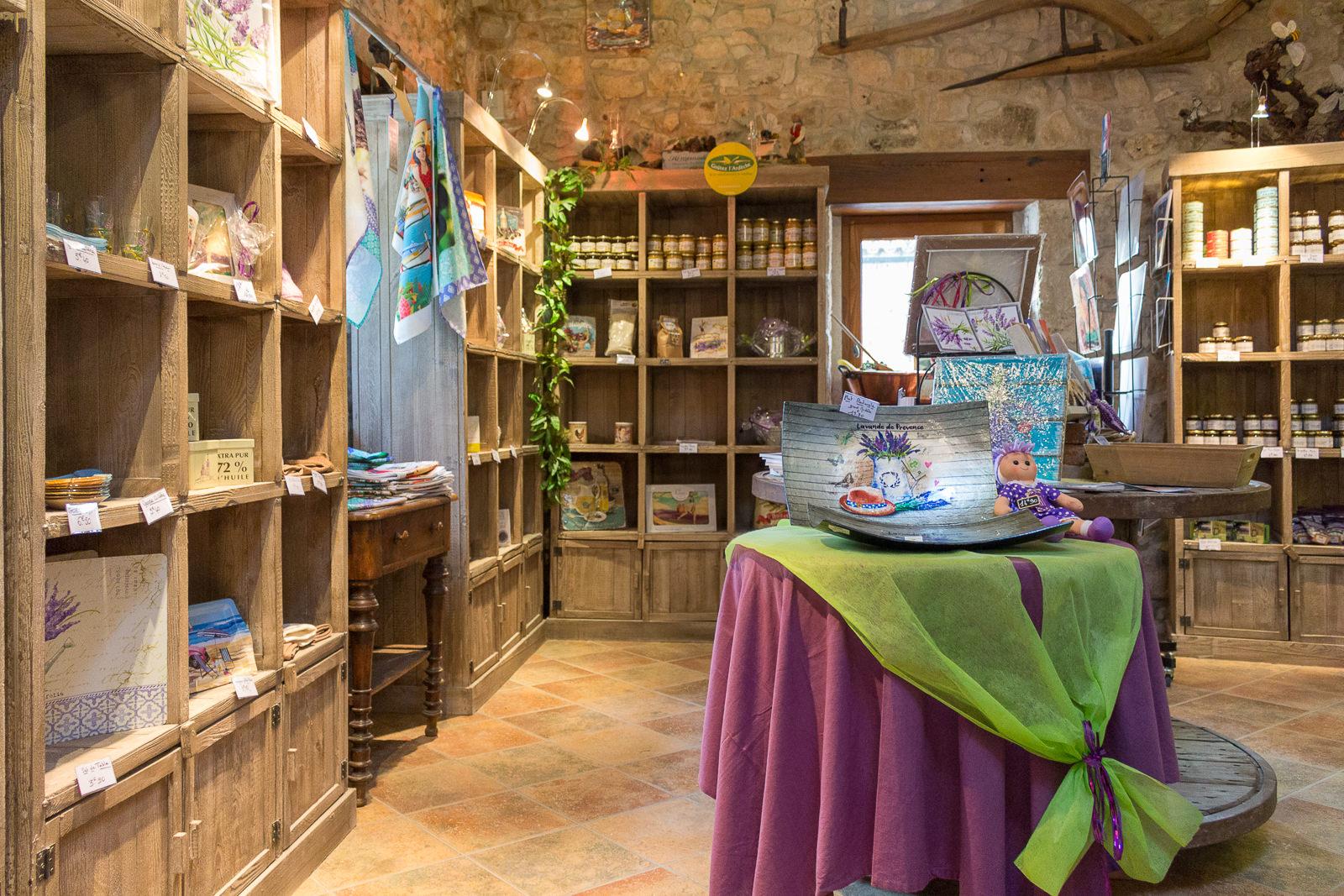 Ardèche, Ardèche-Tal, Südfrankreich, Grand Canyon, Frankreich, Lavendel, Lavendelmuseum