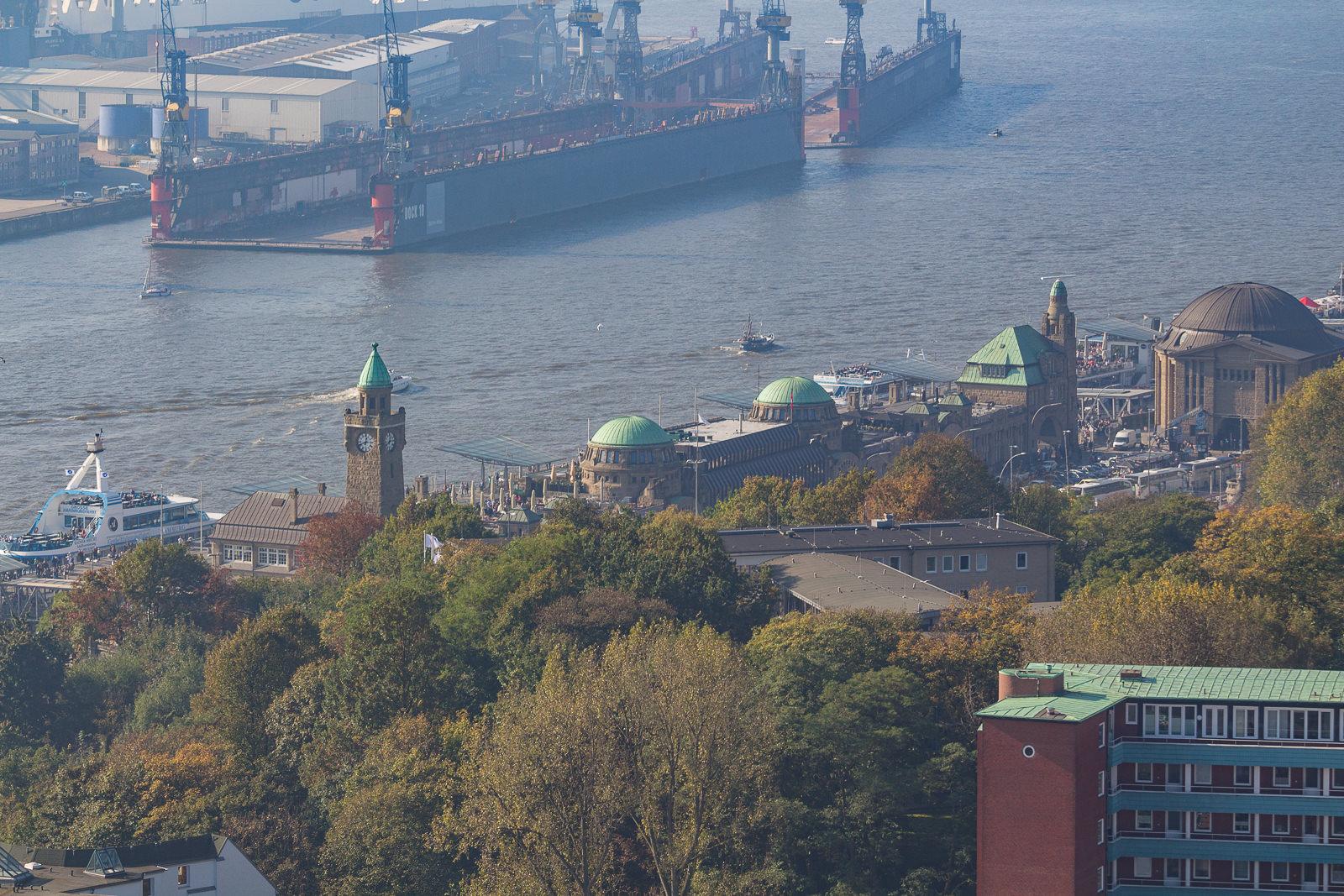 Hamburger Michel, St. Michaelis Kirche, Hamburg
