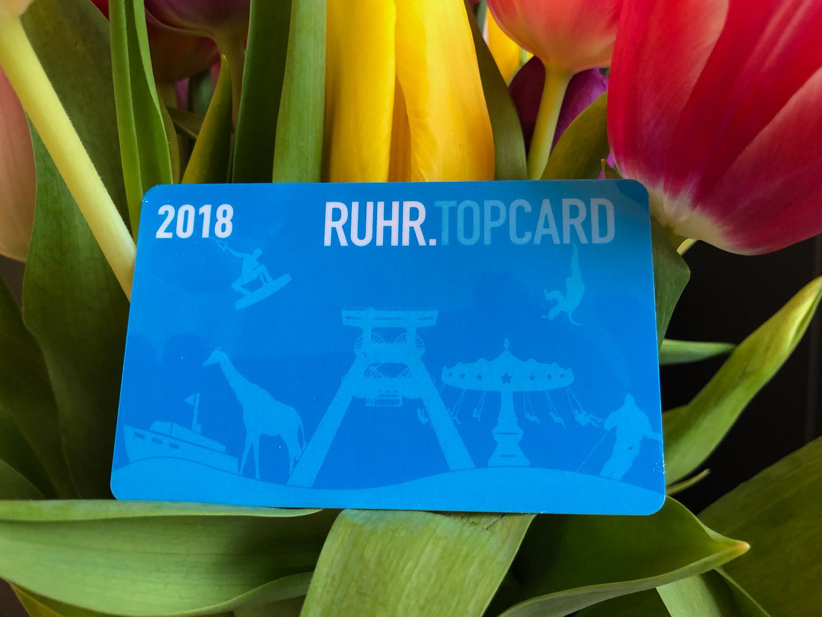 Ruhrtop Karte.Ruhr Topcard Rund 100 Tolle Ausflugsziele Fur 1 Jahr
