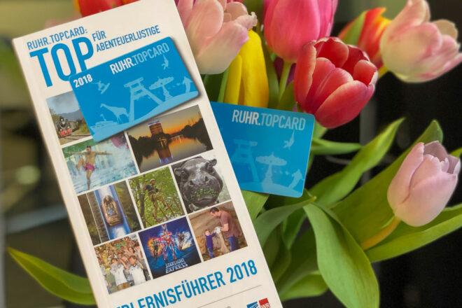Ruhr.Topcard, Ruhrgebiet, Ruhrpott, Freizeitkarte, Ausflüge