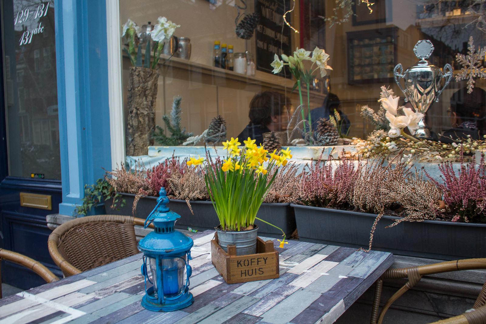 delft, südholland, holland, niederlande, städtetrip, sightseeing, café