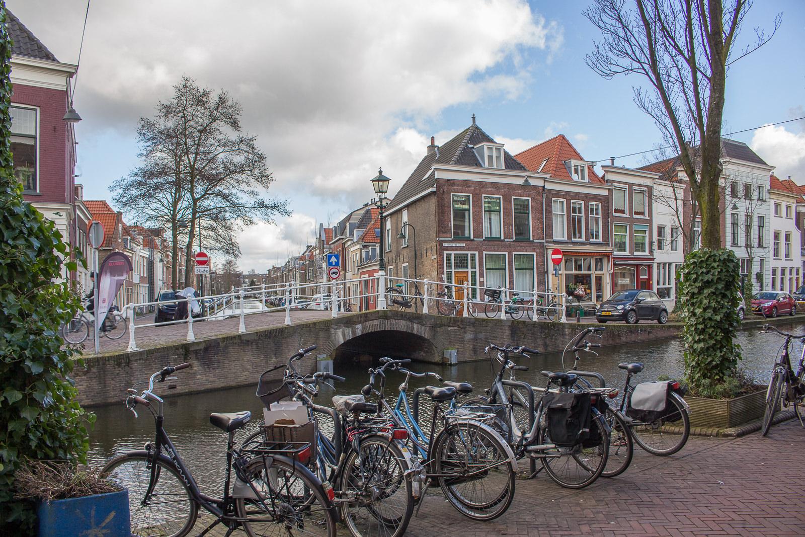 delft, südholland, holland, niederlande, städtetrip, sightseeing, grachten
