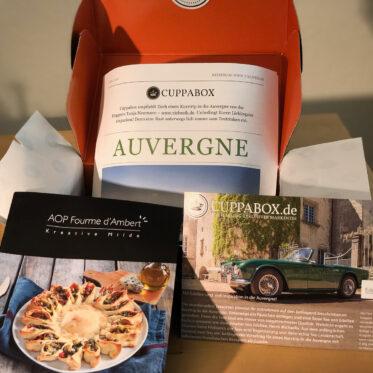 Cuppabox, Tee, Auvergne-Box