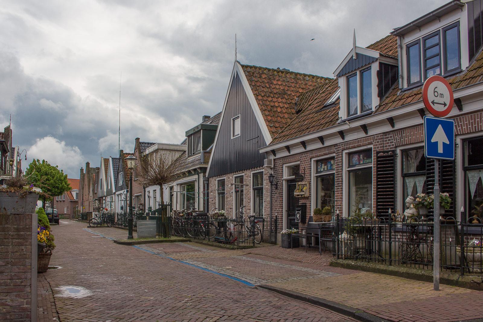 Urk, Flevoland, Holland, Niederlande