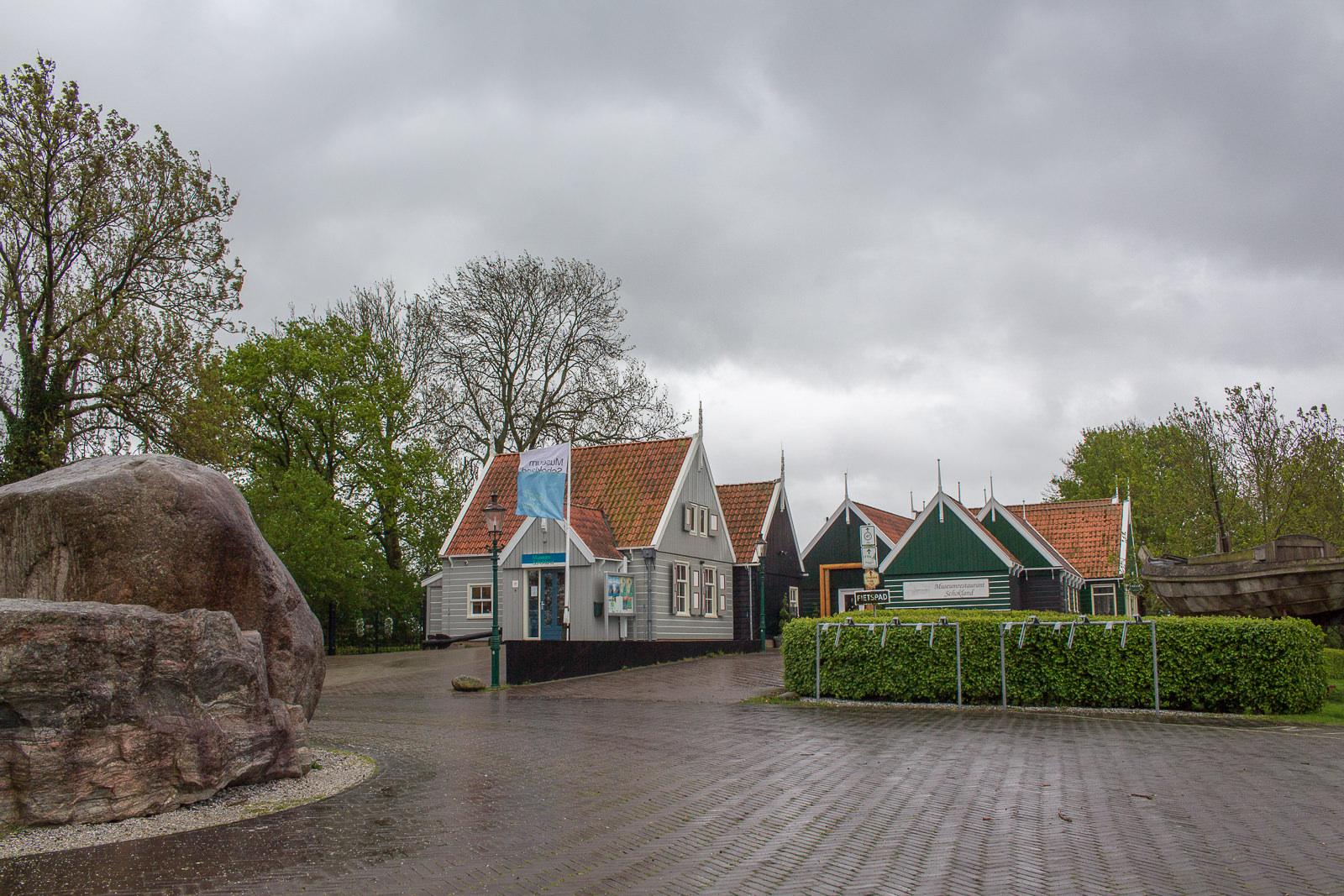 Schokland, Flevoland, Holland, Niederlande