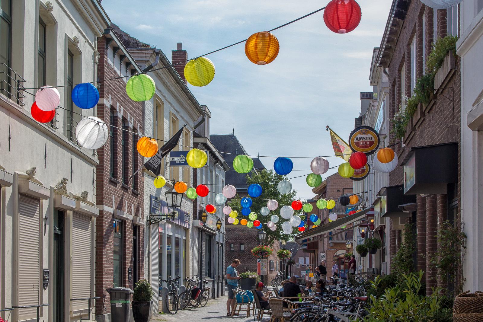 Gennep, Niederlande, Limburg, Grenzgebiet