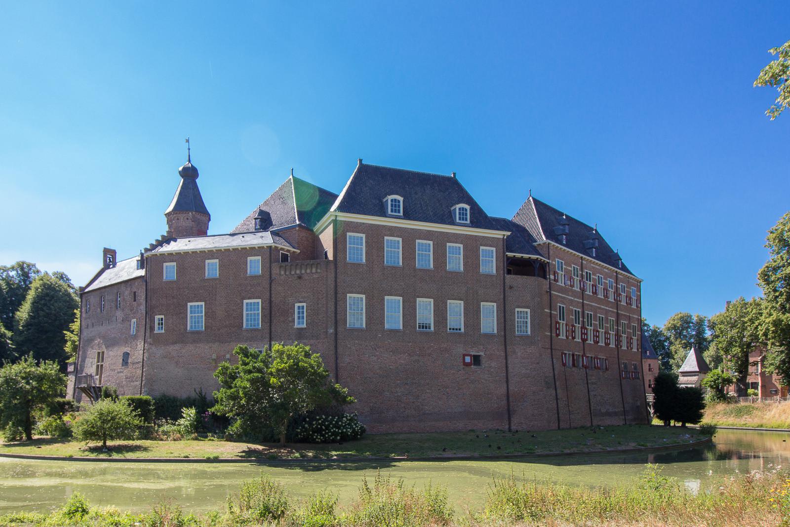 Kastell Schloss Huis Berg, 's-Heerenberg
