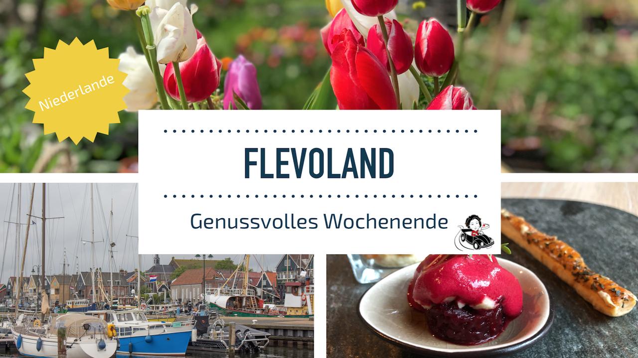Genussvolles Wochenende in Flevoland {Video}