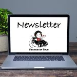 Newsletter, Reiseblog Vielweib on Tour