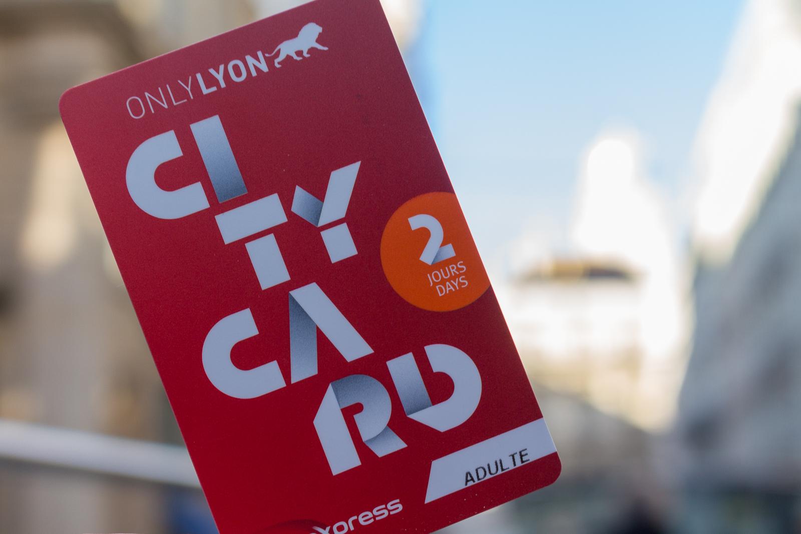 lyon city card freizeitkarte stadt sightseeing frankreich
