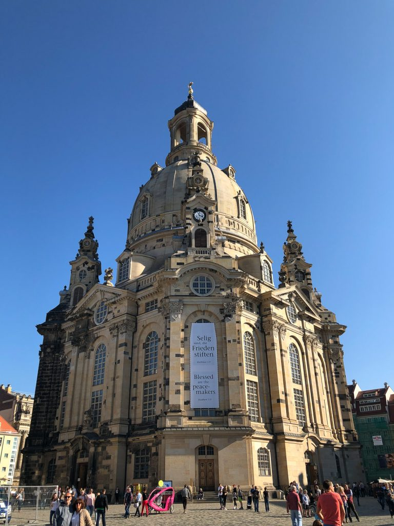 Dresden, Elbland, Frauenkirche