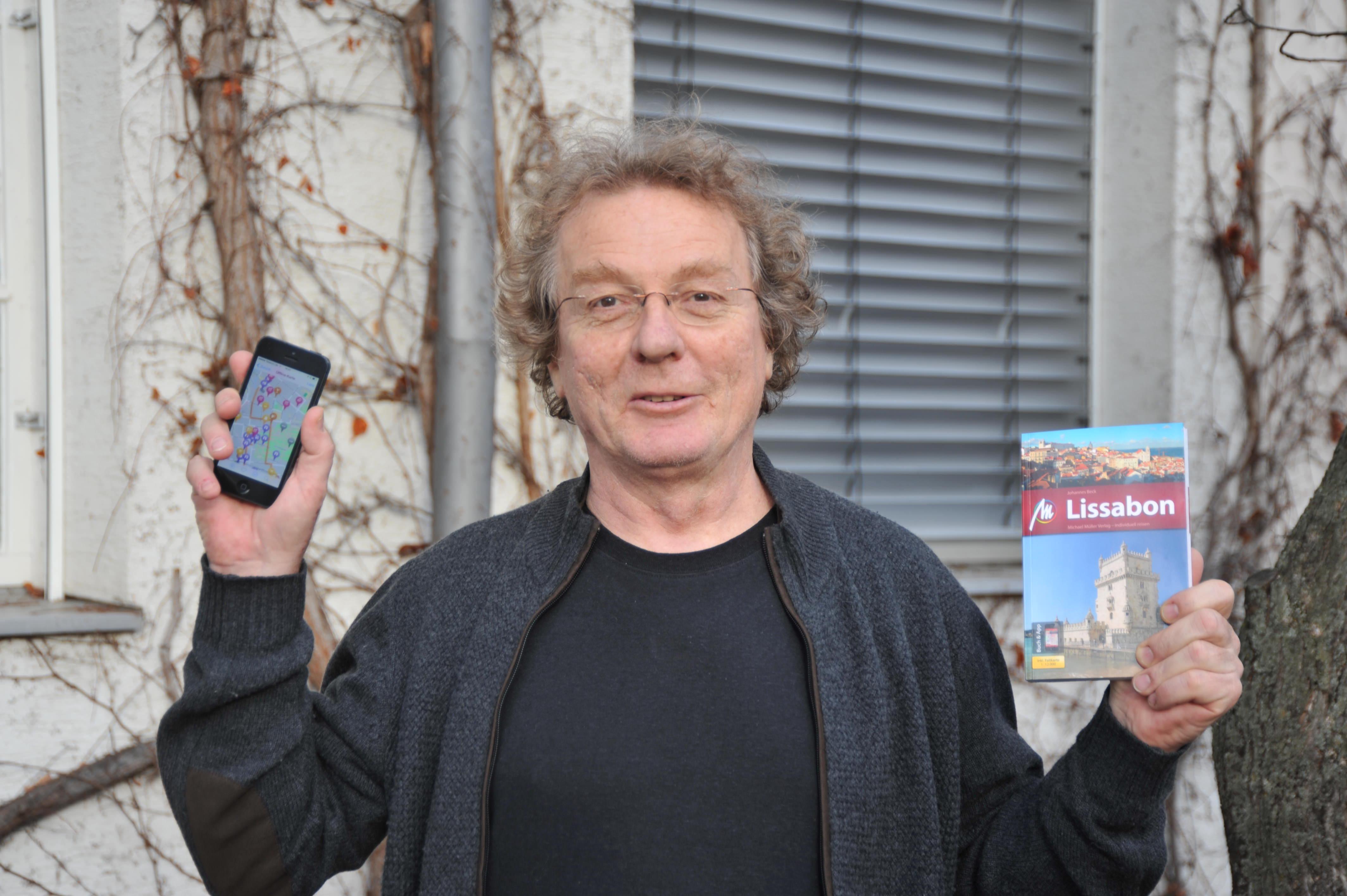 Vom Weltreisenden zum Appentwickler - Interview mit Selfmademan Michael Müller