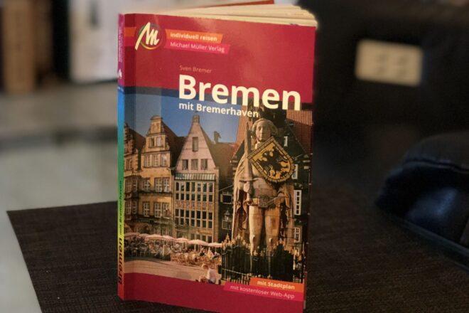 Micheal Müller Verlag, reiseführer, Bremen, Bremerhaven