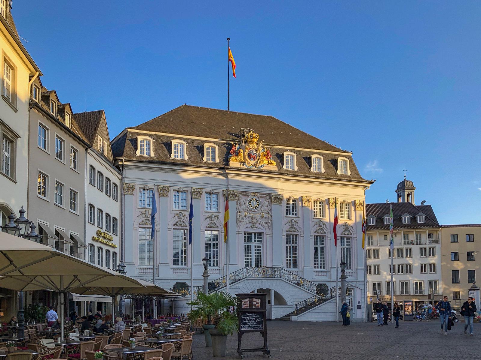Varietee Bonn, Teestube, Bonn, Tee
