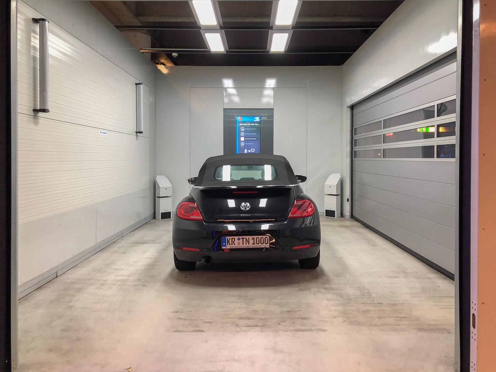 VIP Parken am Düsseldorfer Flughafen, VIP
