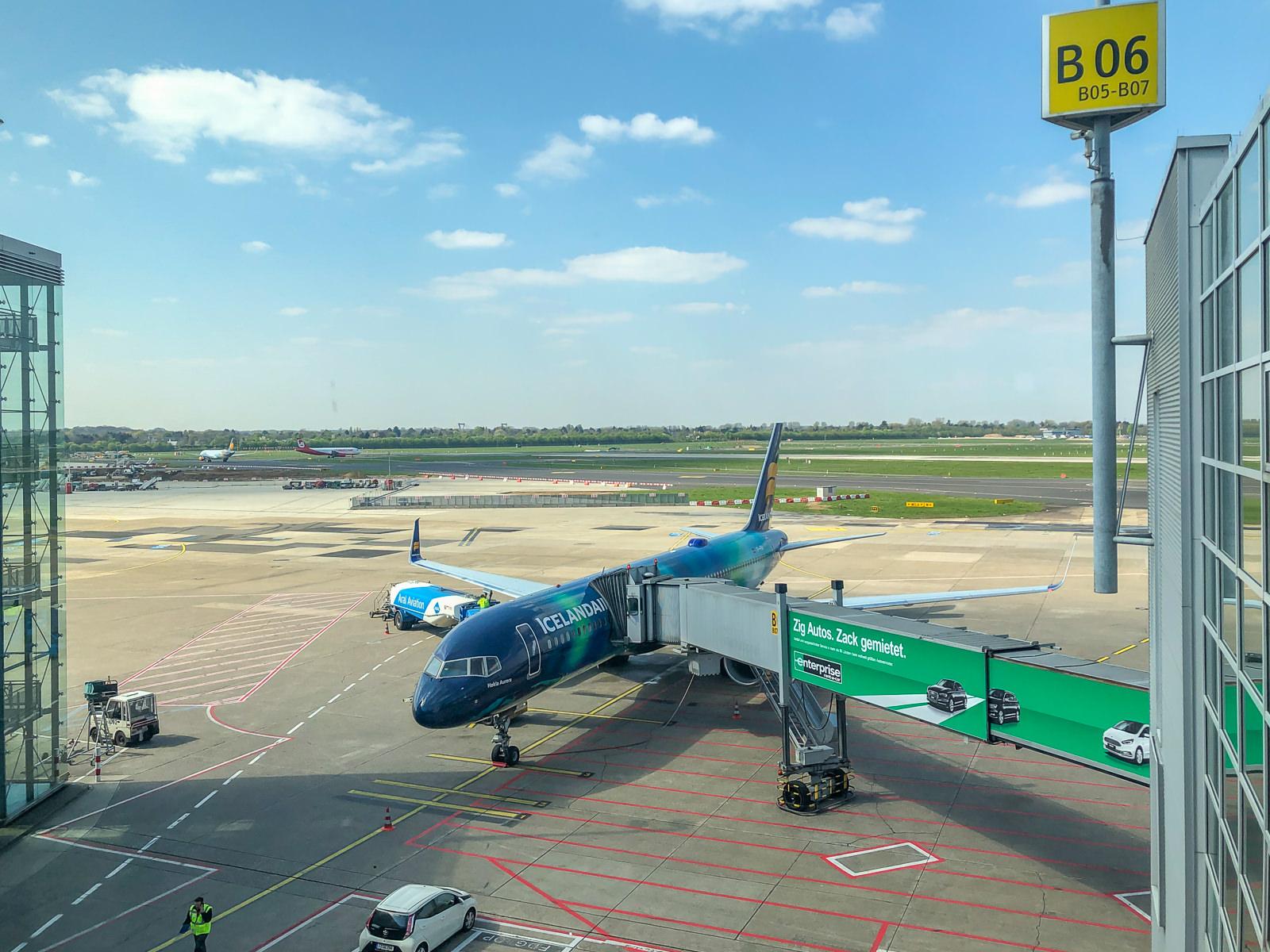 Mit Icelandair Nonstop Von Dusseldorf Nach Reykjavik Fliegen