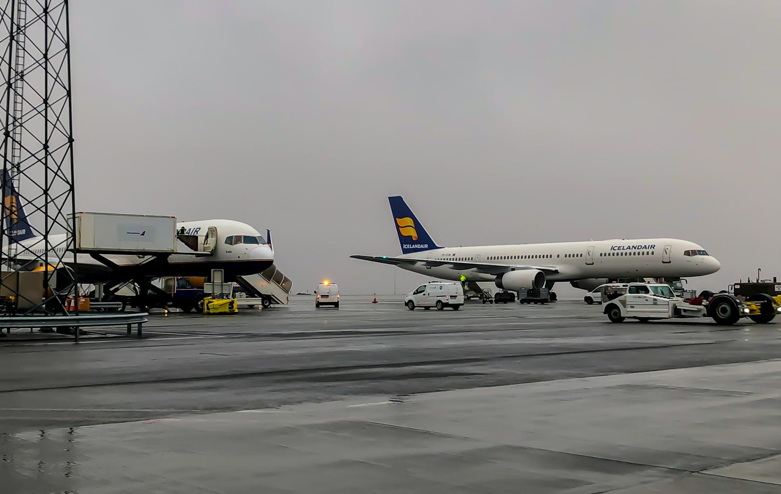 Icelandair, Iceland, Island, Flug, Non-Stop, Direktflug Düsseldorf Reykjavik, Nonstop