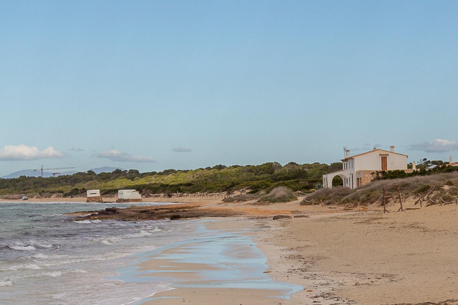 Es Trenc, Mallorca, Strand, Sa rapita