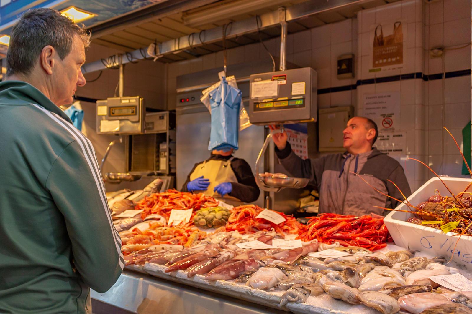 Palma kulinarisch, Mercat de Santa Catalina