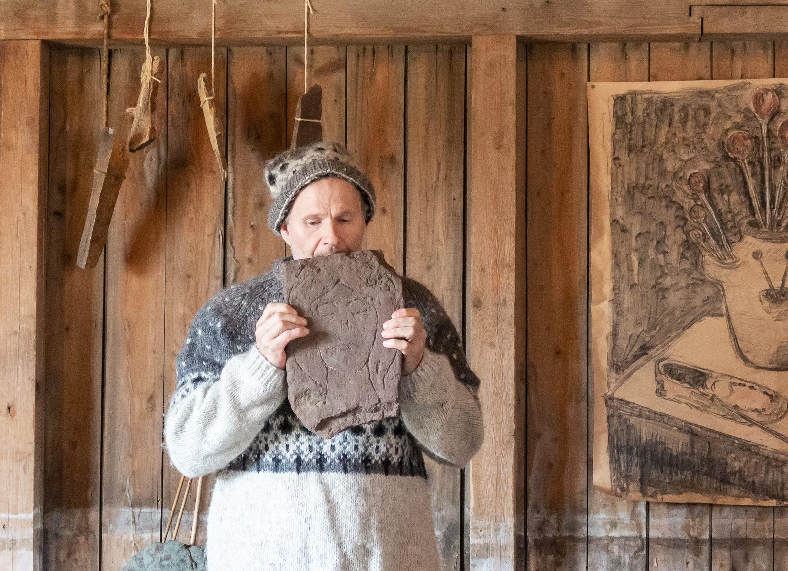 Island, Páll Guðmundsson