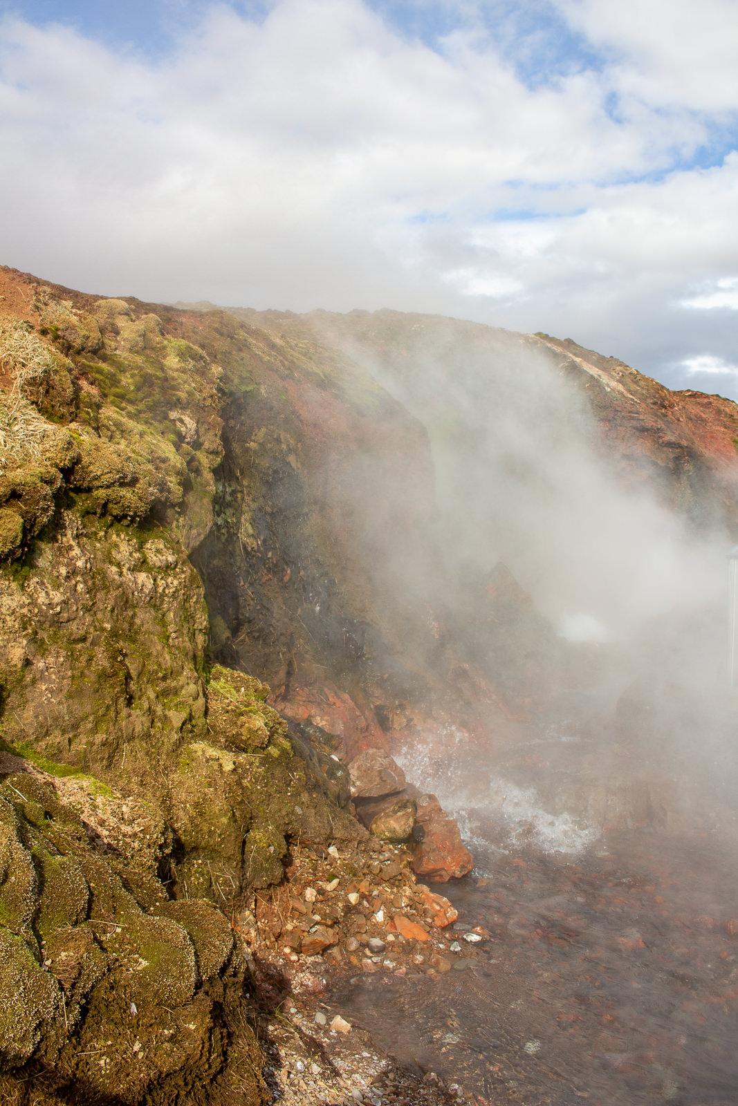 Island, Deildartunguhver-Quellen