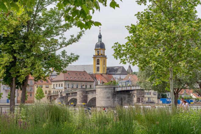 Kitzingen, Fränkisches Weinland