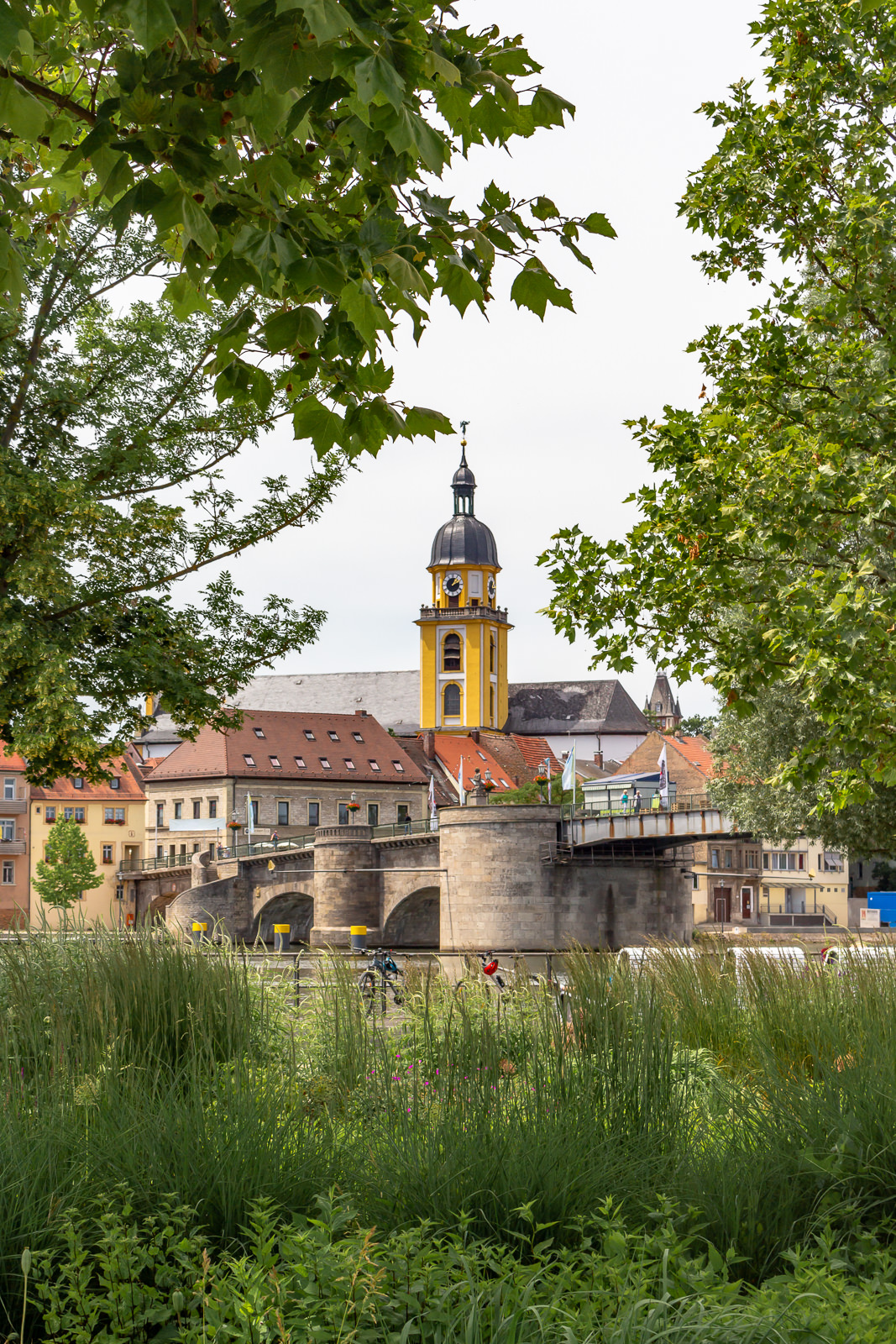 Kitzingen. Fränkisches Weinland
