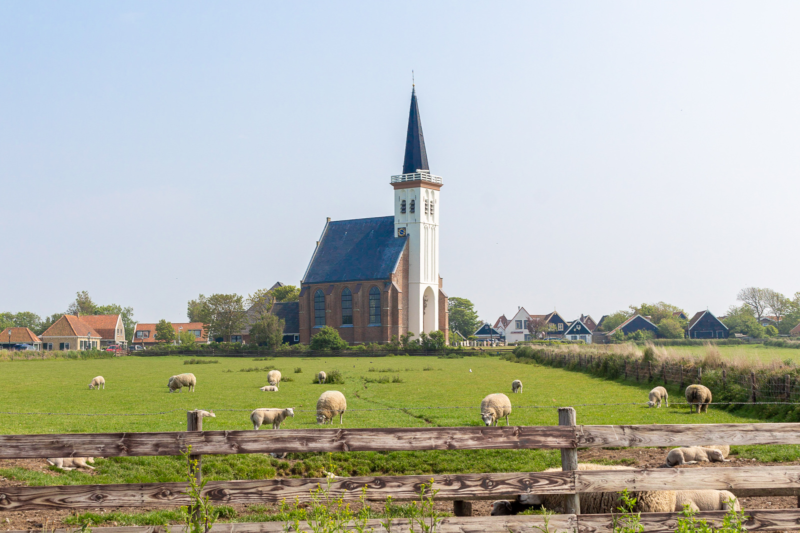 Landgut De Bonte Belevenis, Texel, Texel Reisepass