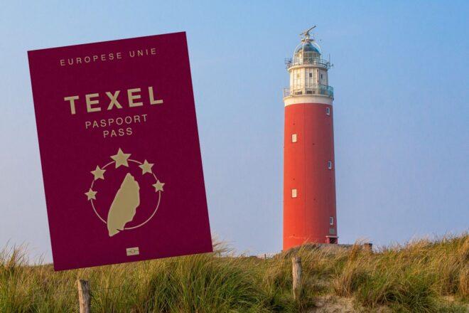 Texel, Texel Reisepass
