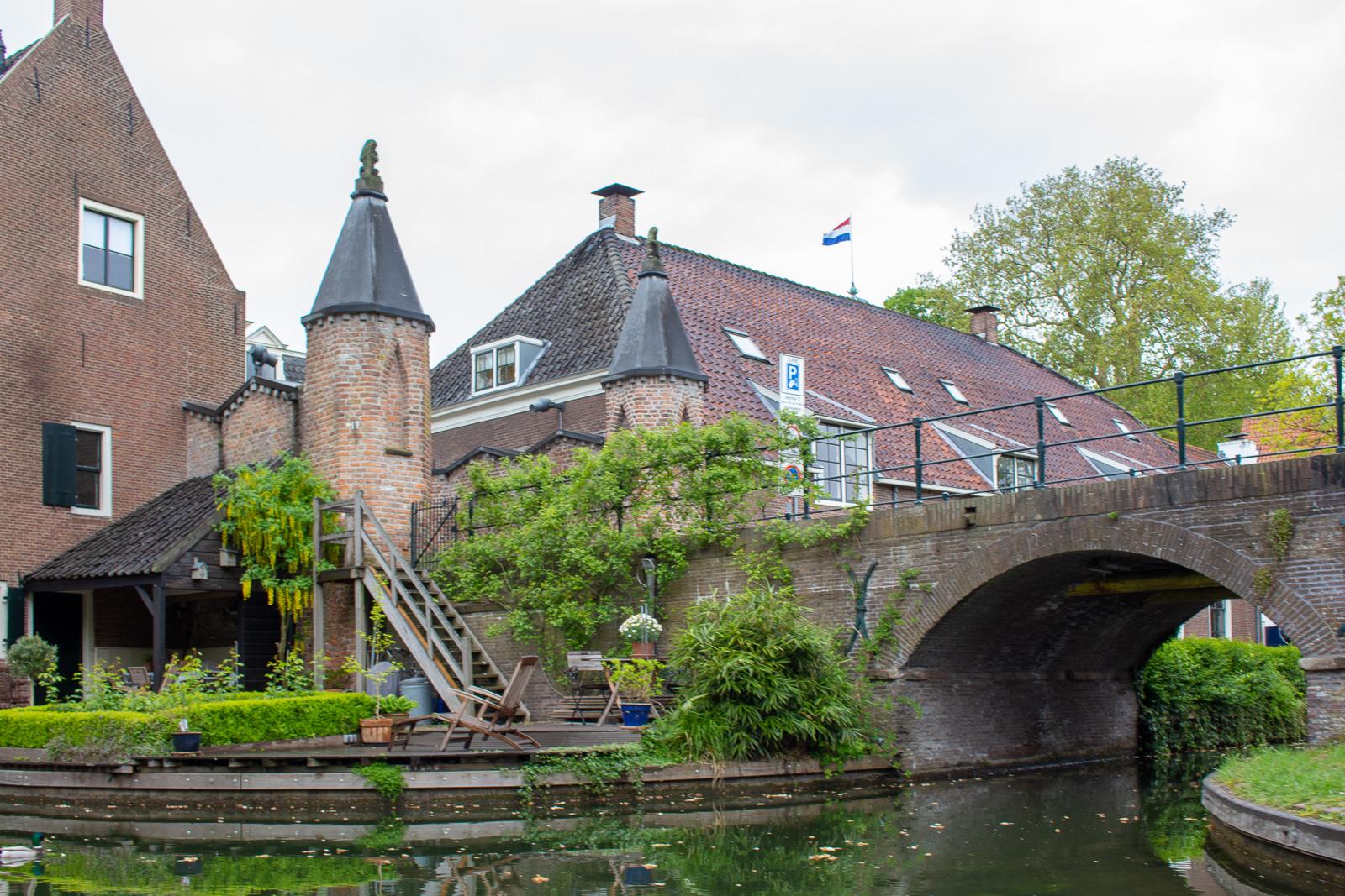 IJsselstein, Region Utrecht, Polder, Deiche, Cabriotour