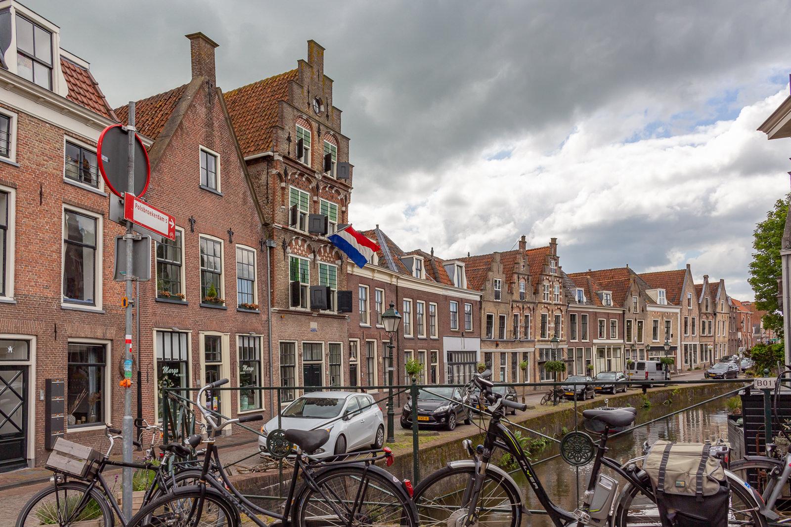 Oudewater, Region Utrecht, Polder, Deiche, Cabriotour