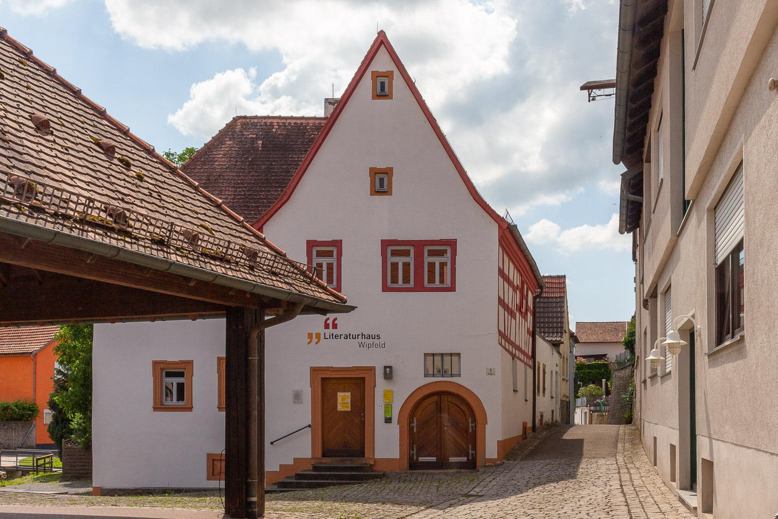 Schweinfurter Land, Schweinnfurt, Wipfeld, Fähre