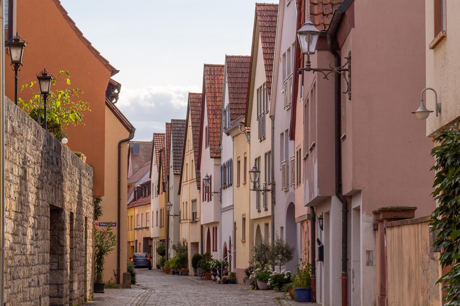 Karlsstadt, Fränkisches Weinland