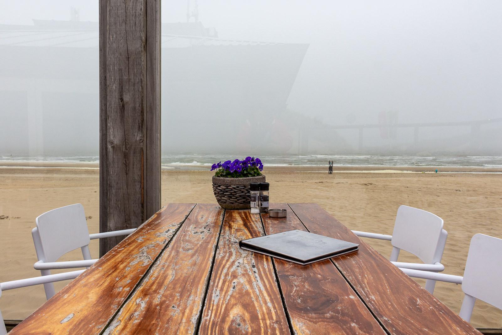 Texel, Strandrestaurant, Paal 17, ecomare, Strand