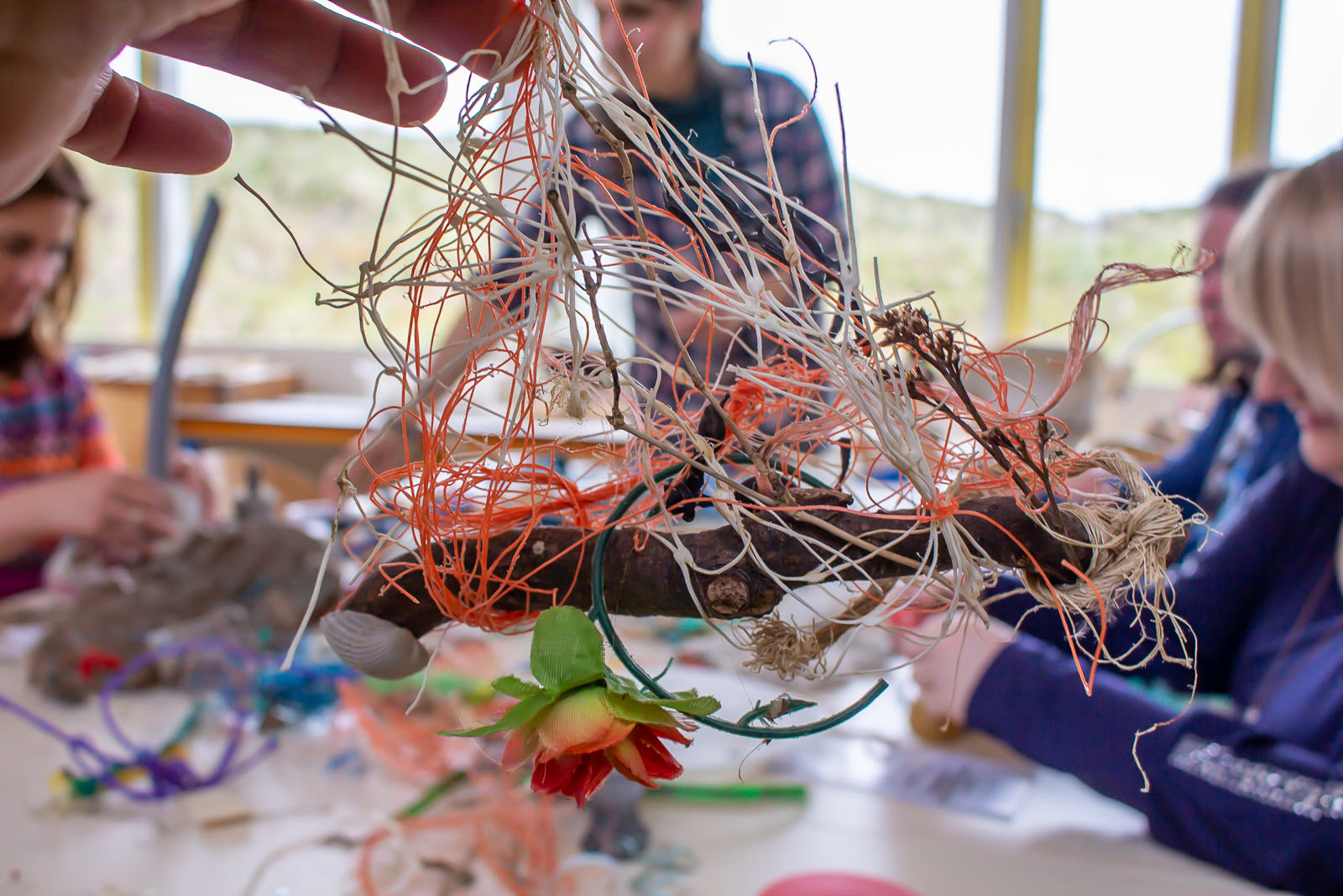 Texel, Ecomare, Workshop, Kreativ, Texel, Kreativworkshop, Texel Dadaismus