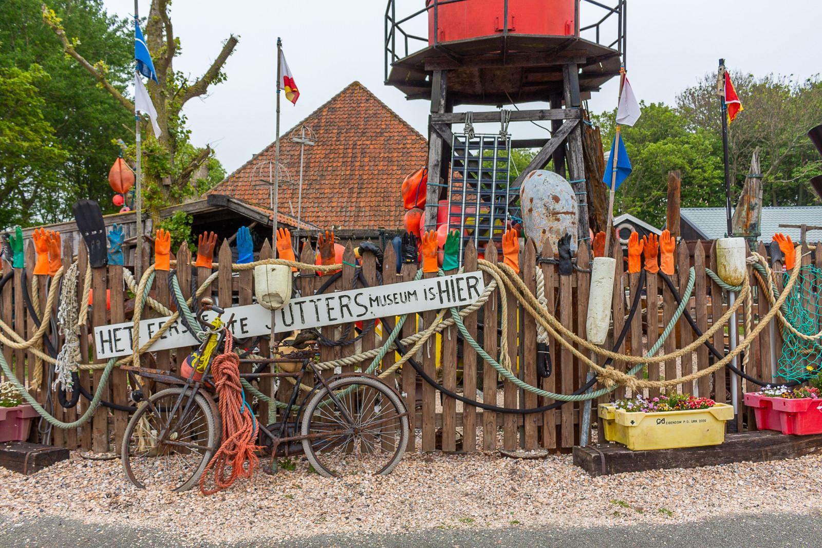 Strandgut, Museum, Texel, Strandgutmuseum Texel, Juttersmuseum Flora
