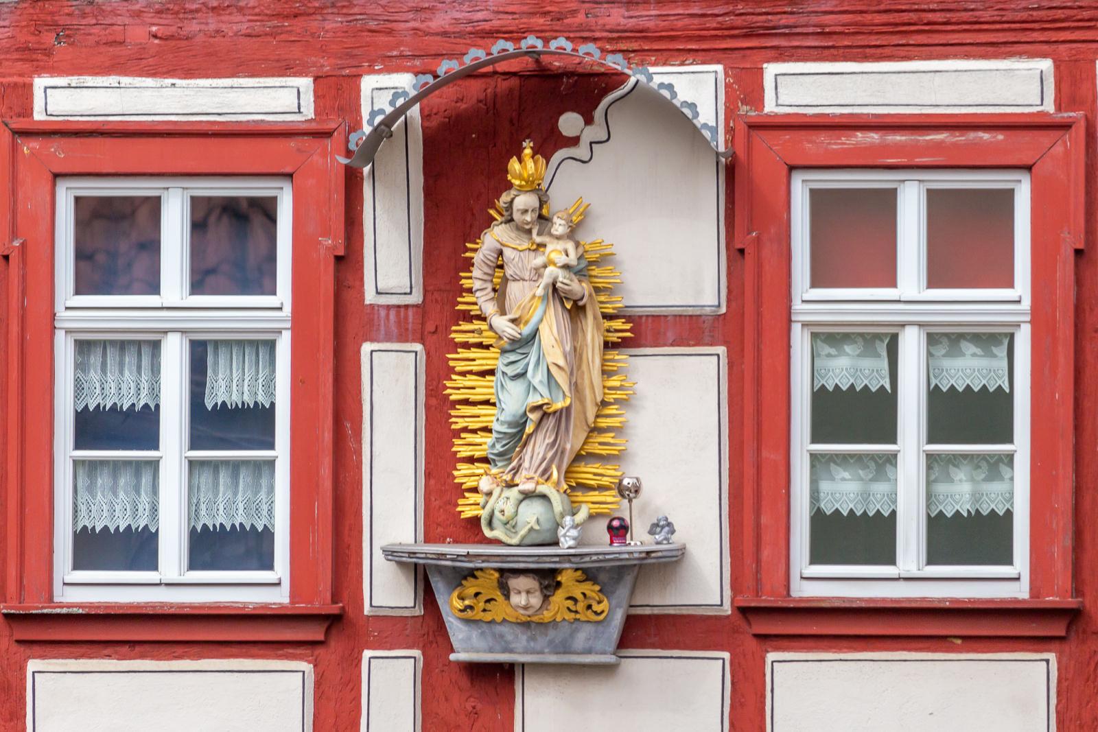 Iphofen, Weinort, Fränkisches Weinland, Unterfranken, Franken, Bayern, Fraenkisches Weinland