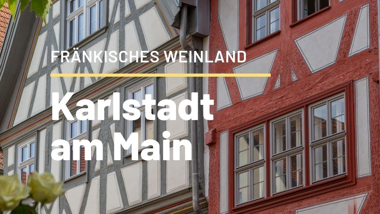 Stippvisite: Kurzbesuch in Karlstadt