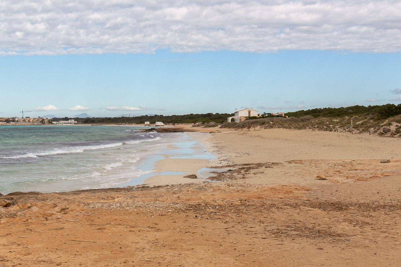 Mallorca, Strand, Strände, Meer, Vorsaison, Es Trence