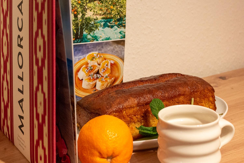 Das Rezept mit den mallorquinischen Orangen hat mich und meine Gäste begeistert!