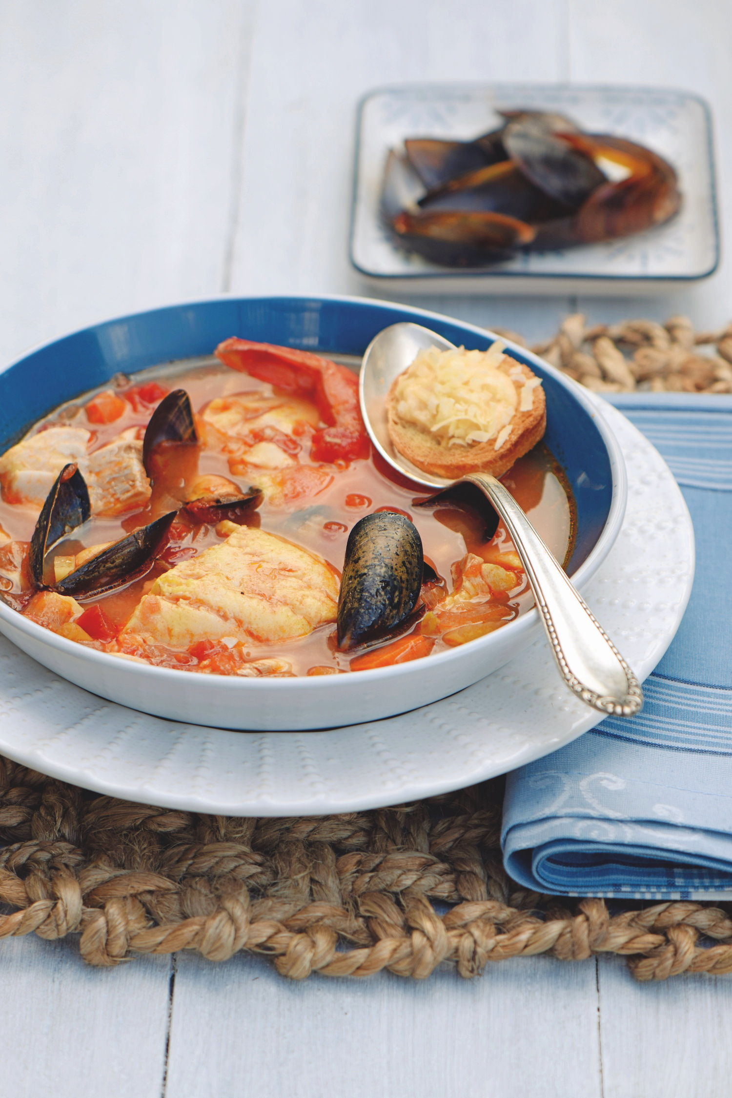 Bouillabaisse - Marseiller Fischsuppe, Foto: © Sophie Bonnet, südwest Verlag